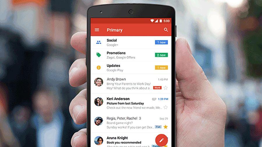 correos Gmail teléfono 3