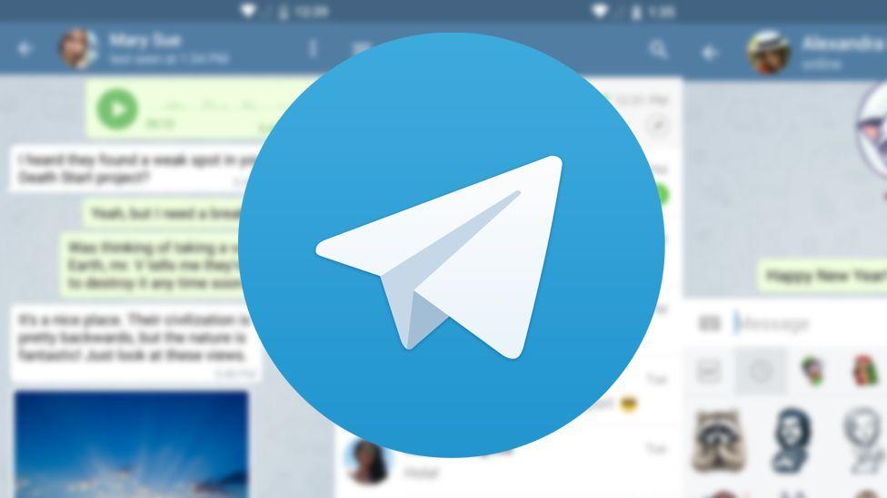 Cómo eliminar fotos de perfil antiguas en Telegram