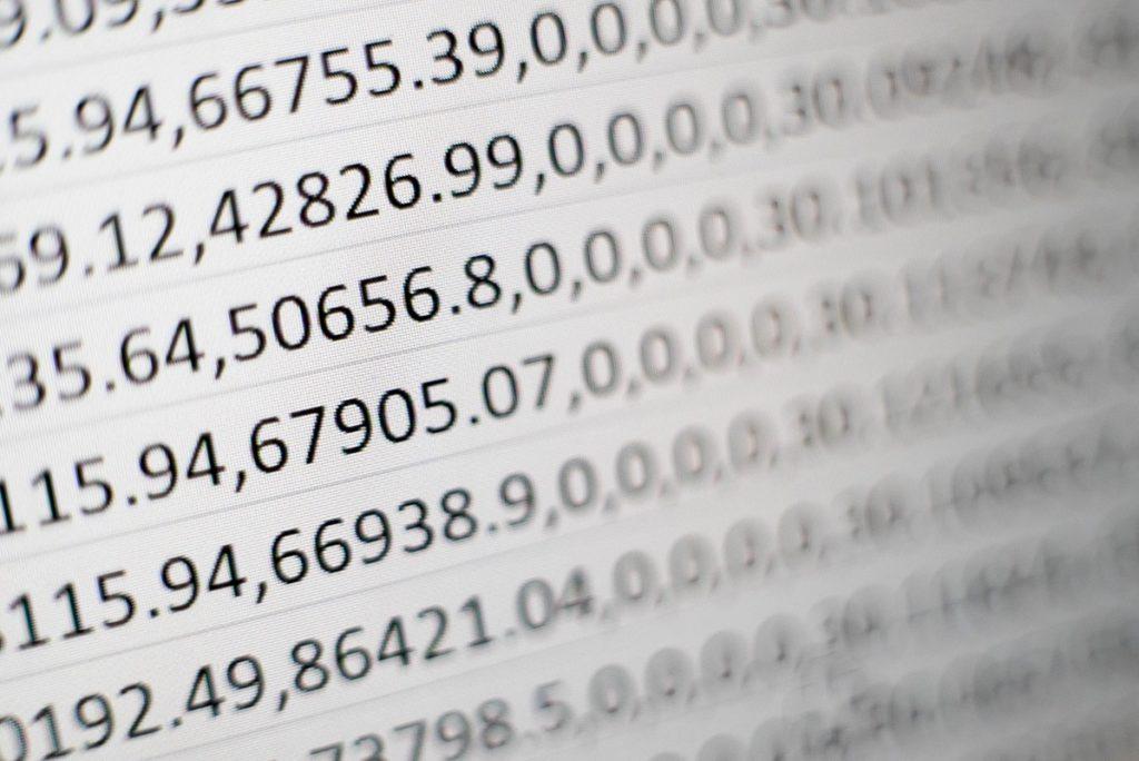 función MODO Excel 1,5
