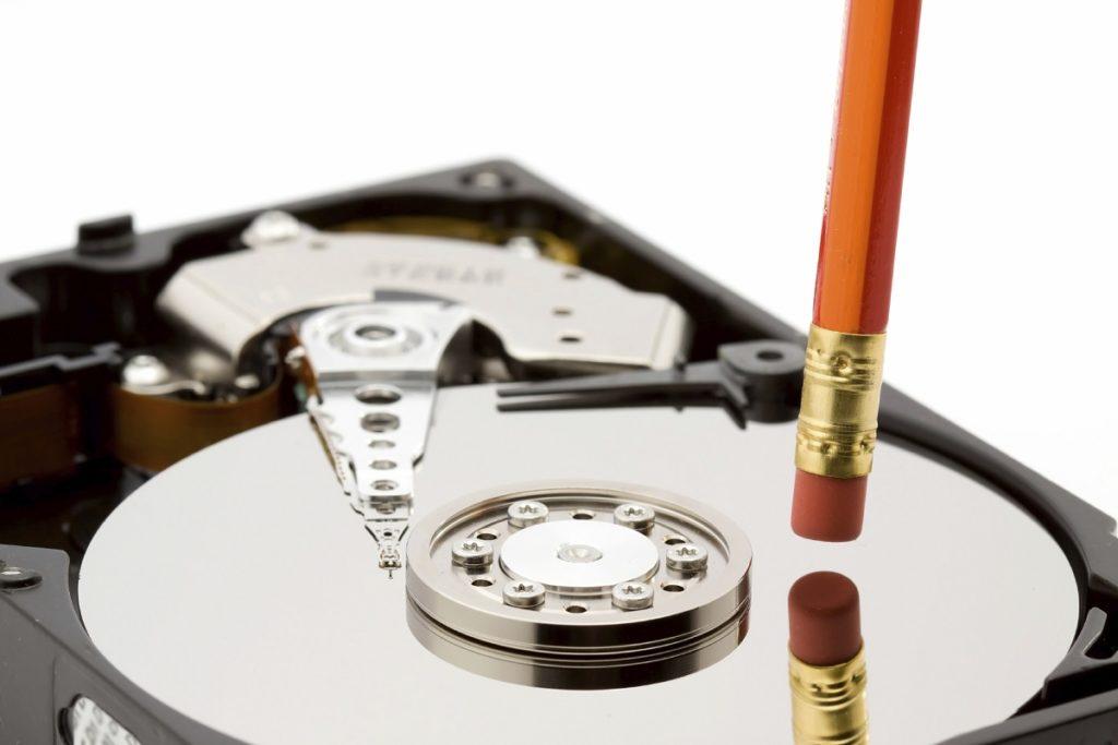 limpiar disco duro 1