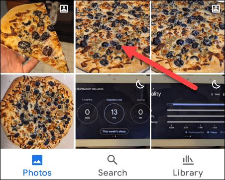 Con Google Photos podemos editar y recortar fotos en Android