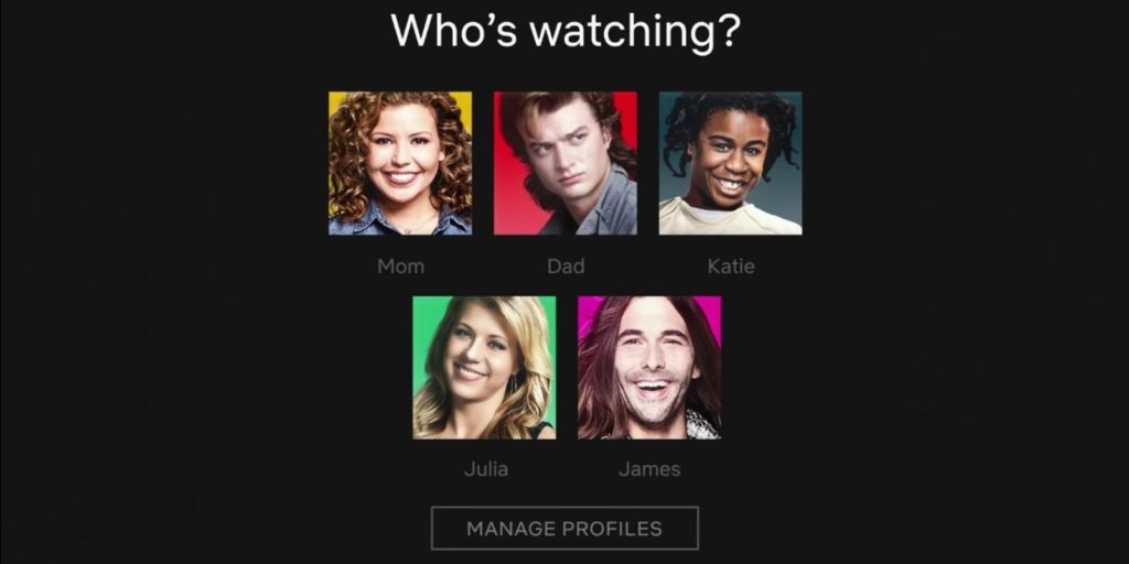 usuarios Netflix en simultáneo 2