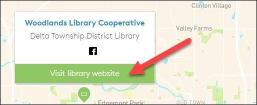 Visitar el sitio de la biblioteca.