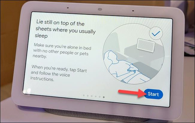 Iniciamos Google Nest Hub.