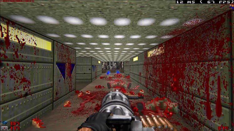 El clásico de Doom funciona en cualquier clase de PC.