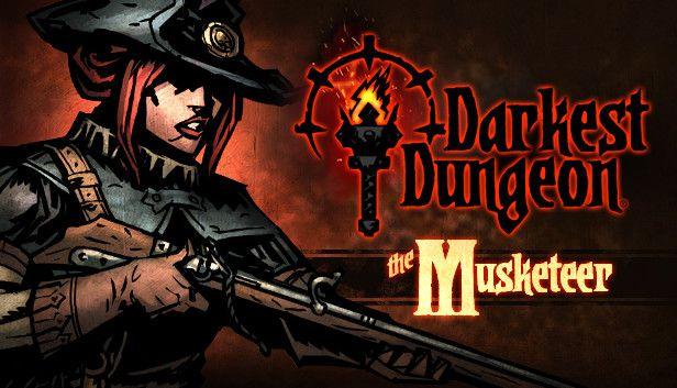 Darkest Dungeon, un juego de mazmorras ligero para Windows.