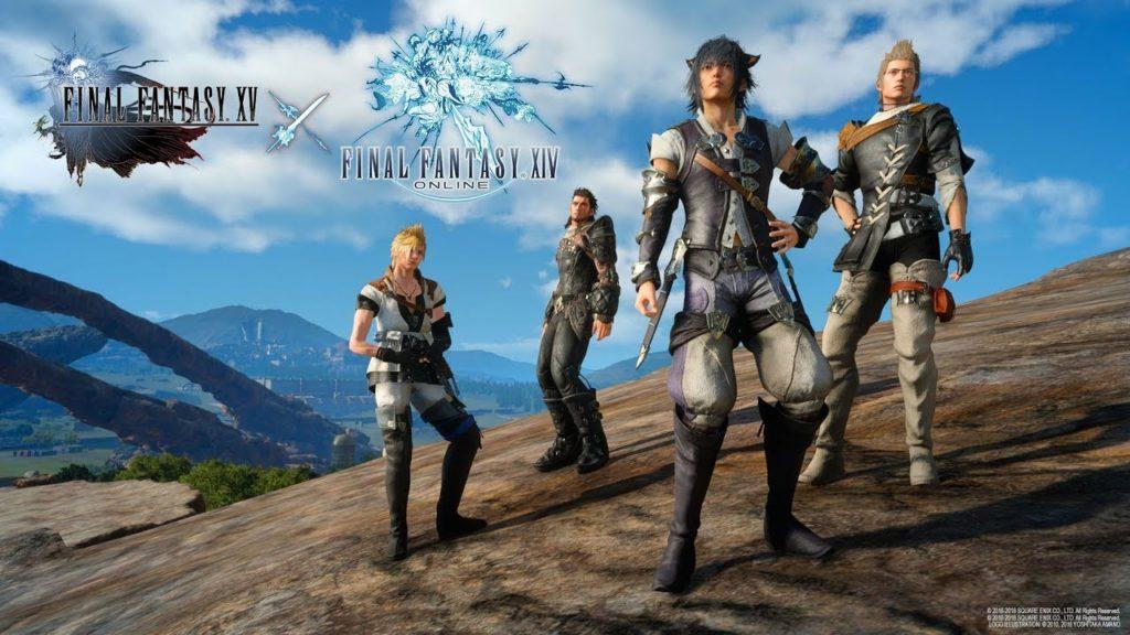 Una franquícia clásica de los JRPG nos fascina con Final Fantasy XV.