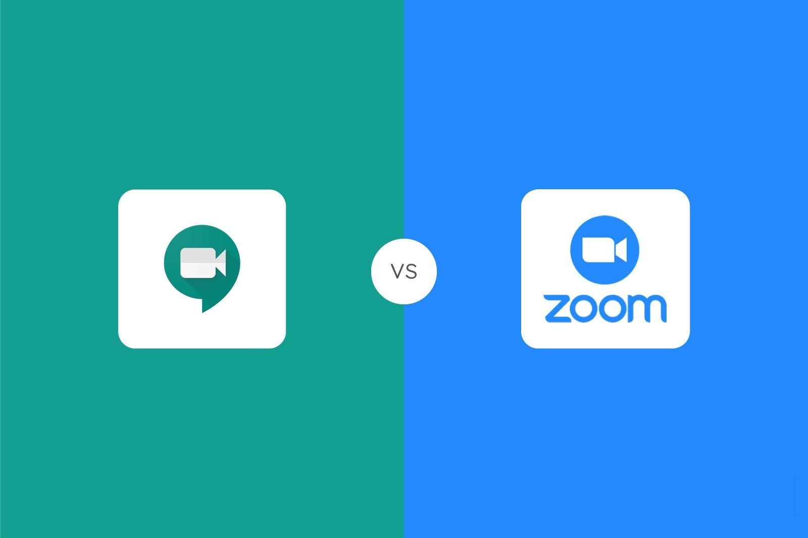 Google Meet vs. Zoom