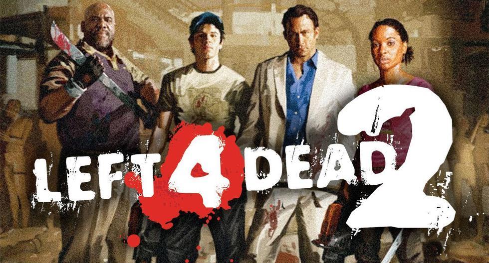 Left 4 Dead 2 es uno de los mejores juegos ligeros para PC.