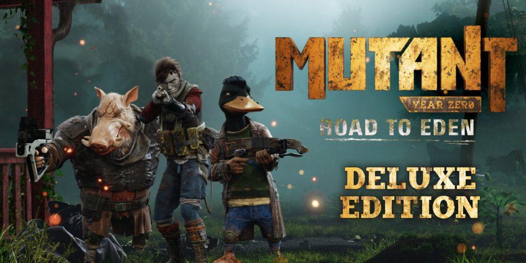 Mutant Year Zero: Road to Eden es un juego ligero y liviano con buenos gráficos.