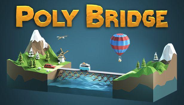 Construir puentes como un ingeniero nunca fue tan divertido.