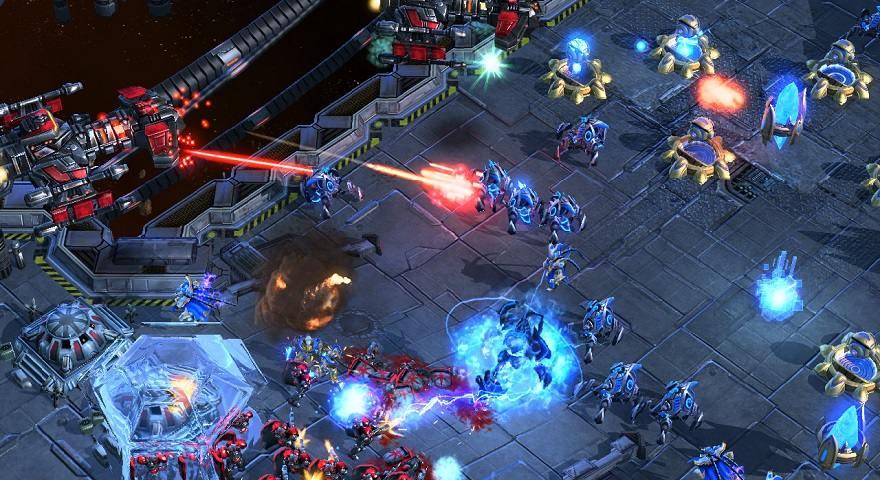Blizzard sabe lo que hace en StarCraft 2.