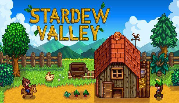 Stardew Valley, inspirado en la franquicia Harvest Moon.