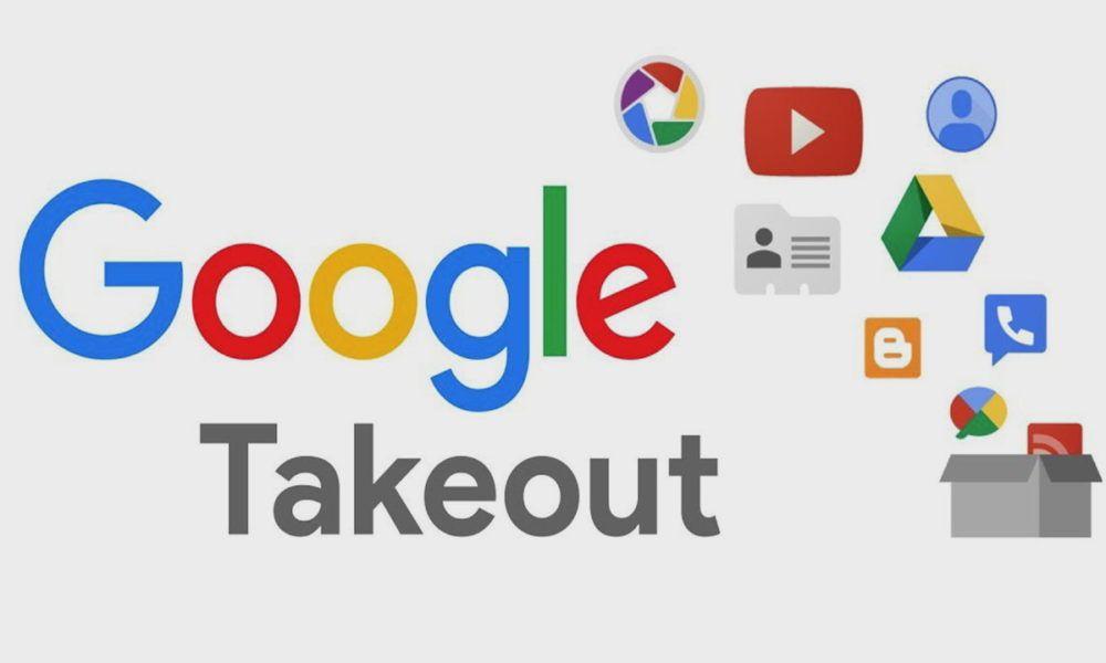 Cómo usar Google Takeout para exportar y descargar datos de Drive.