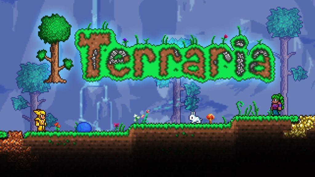 Terraria es un clásico imperdible.