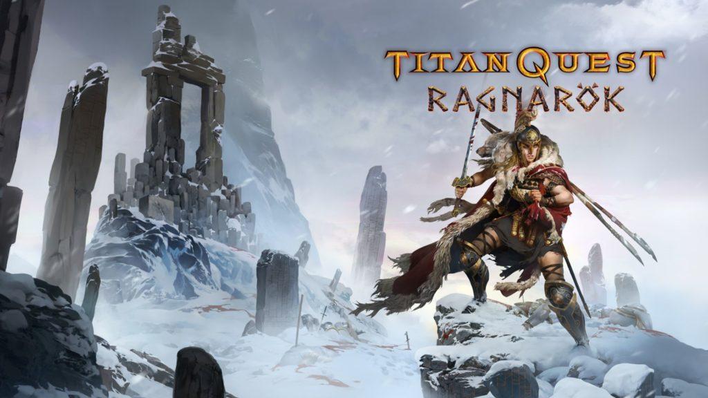 Titan Quest Ragnarok es un juego de rol táctil muy recomendable.