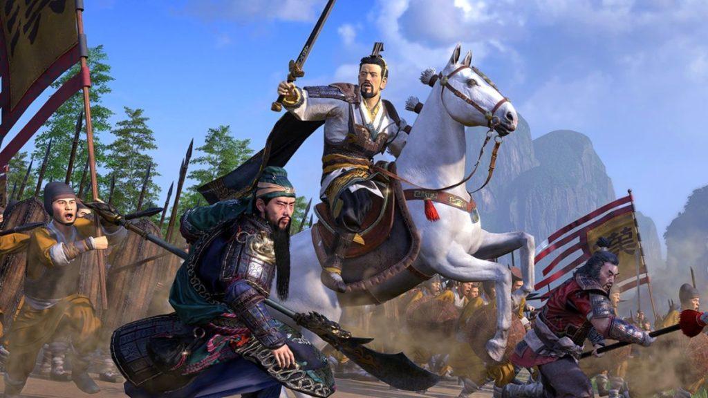 Uno de los mejores juegos de estrategia asiaticos. Tenía que estar en nuestra lista de los mejores juegos de rol, estrategia y deportes.