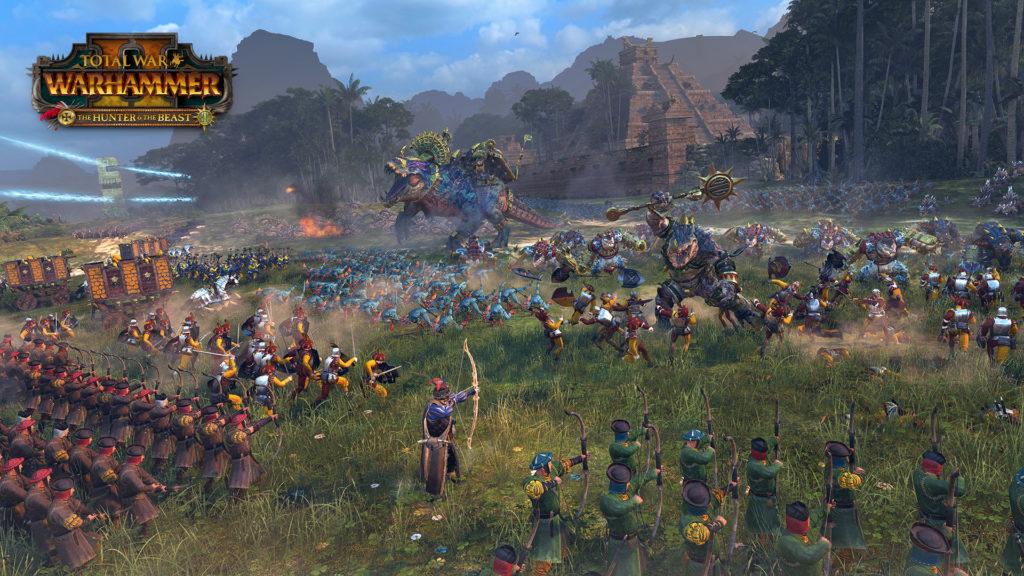 Total War: Warhammer.