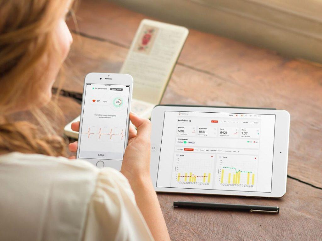 aplicaciones monitorizar frecuencia cardíaca 2