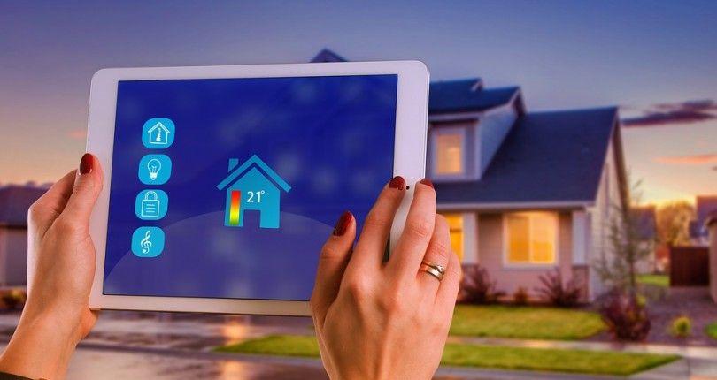 Las casas inteligentes se están generalizando