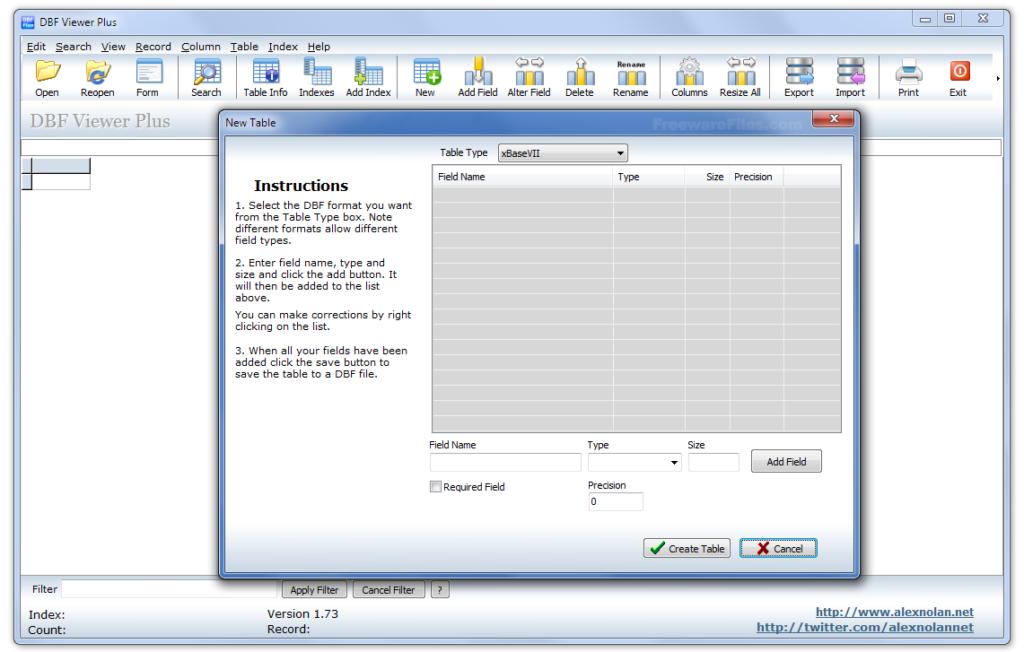 convertir DBF Excel 3