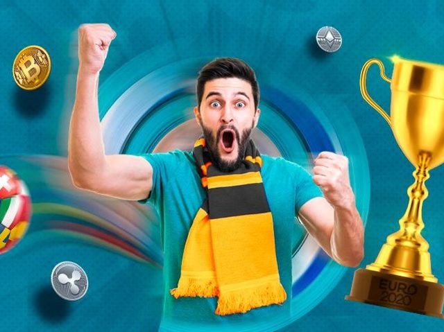 Las mejores criptomonedas para apostar en la EURO 2020