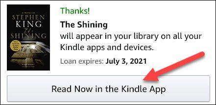 De esta forma podemos pedir prestados libros en bibliotecas para Amazon Kindle desde el teléfono.
