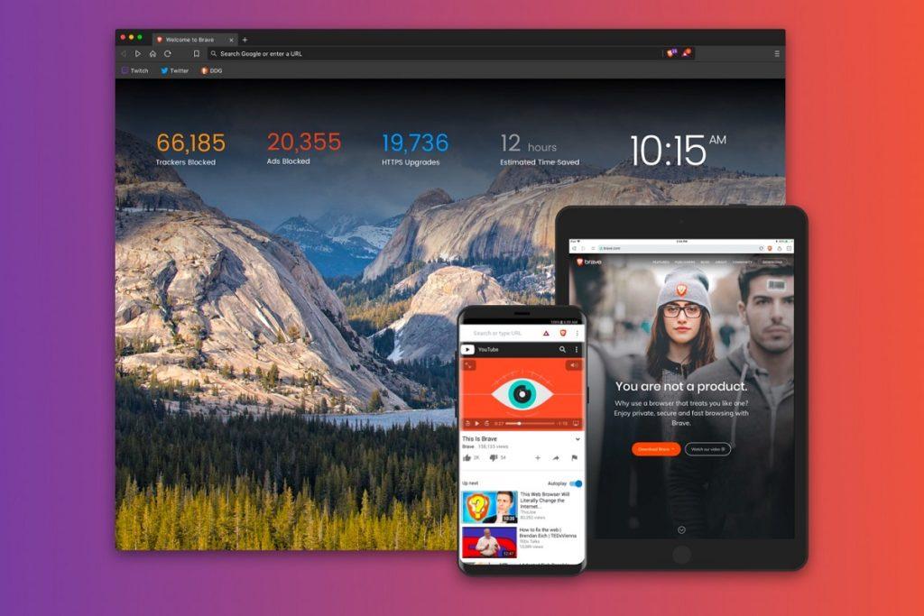 mejores navegadores privacidad seguridad 2