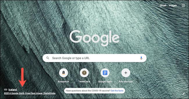 De esta simple manera hemos conseguido cambiar el fondo de una nueva pestaña en Chrome.