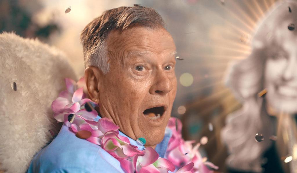 Dick Johnson Is Dead es un documental sobre la mortalidad.