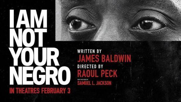 I Am not your negro, uno de los mejores documentales de Netflix.