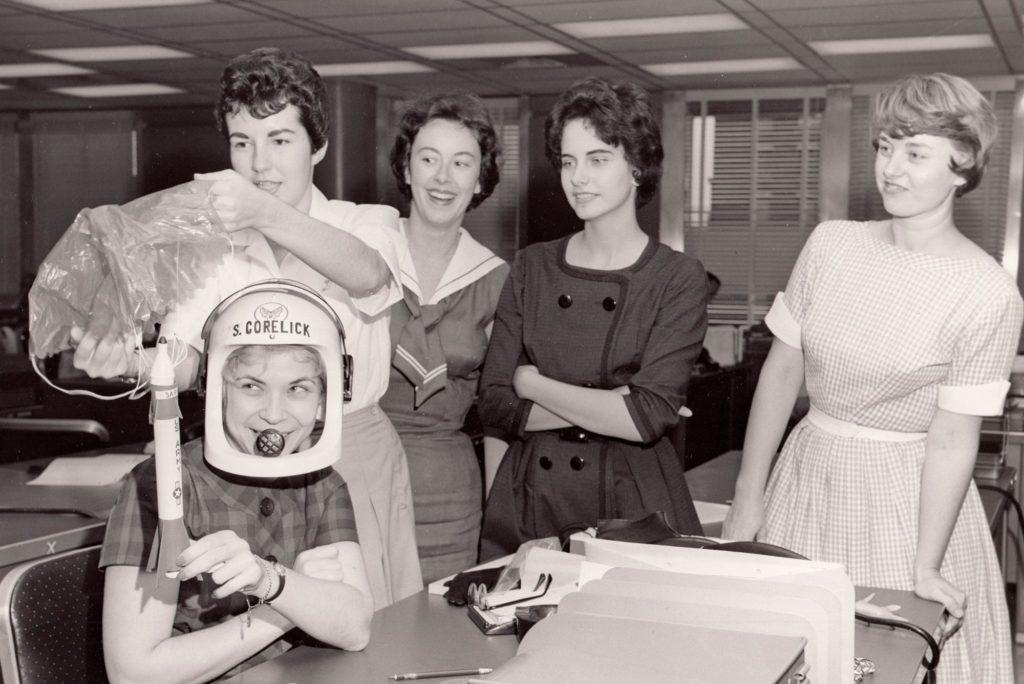 Mercury 13, las mujeres que no pudieron ir a la luna.