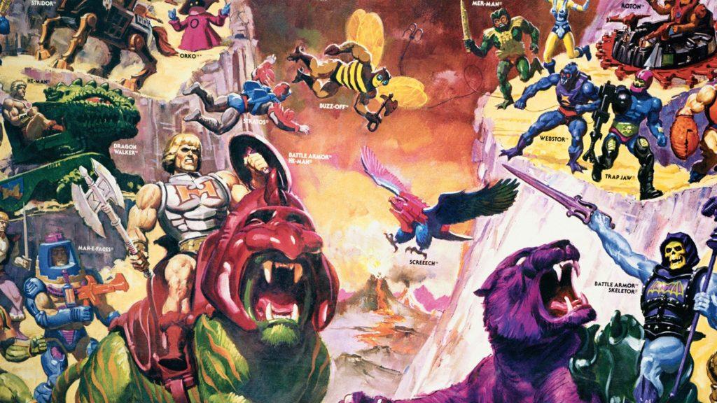 La historia detrás de He-Man.