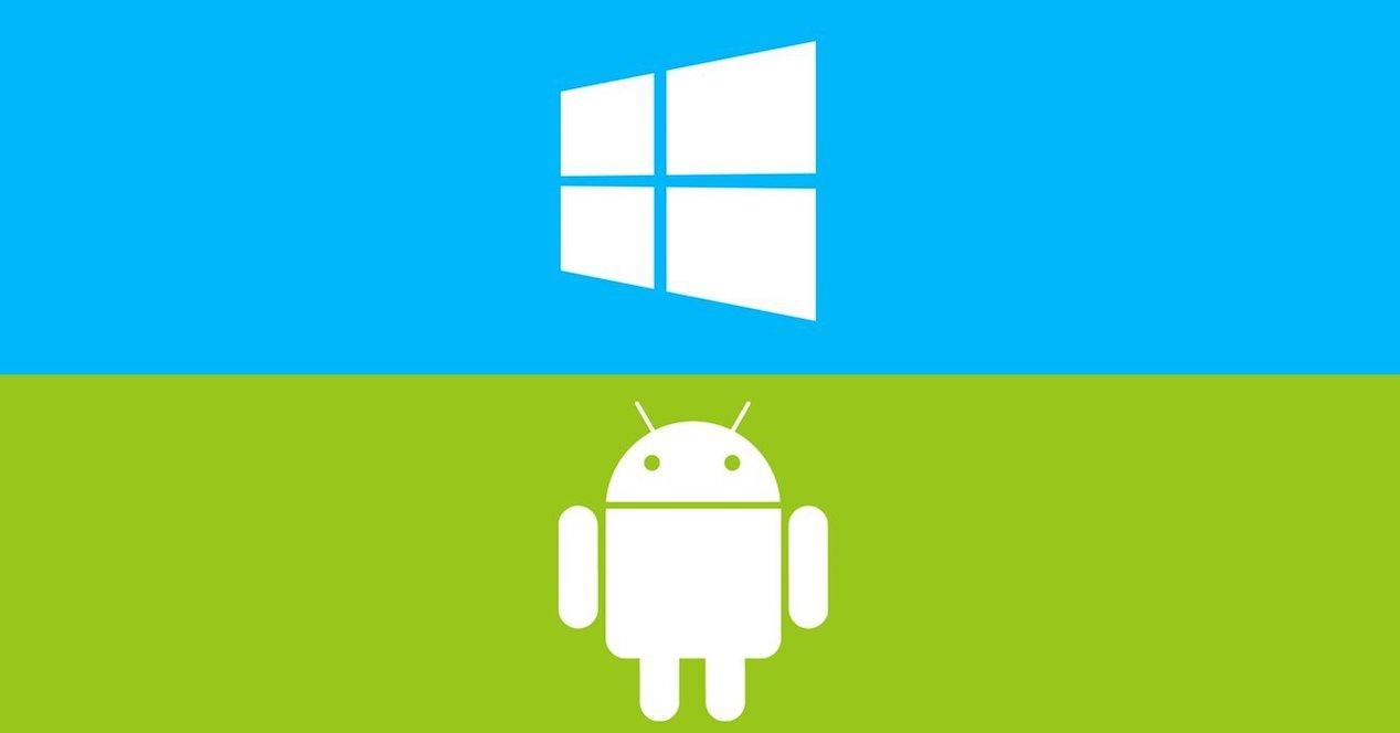 Windows no reconoce mi teléfono Android.