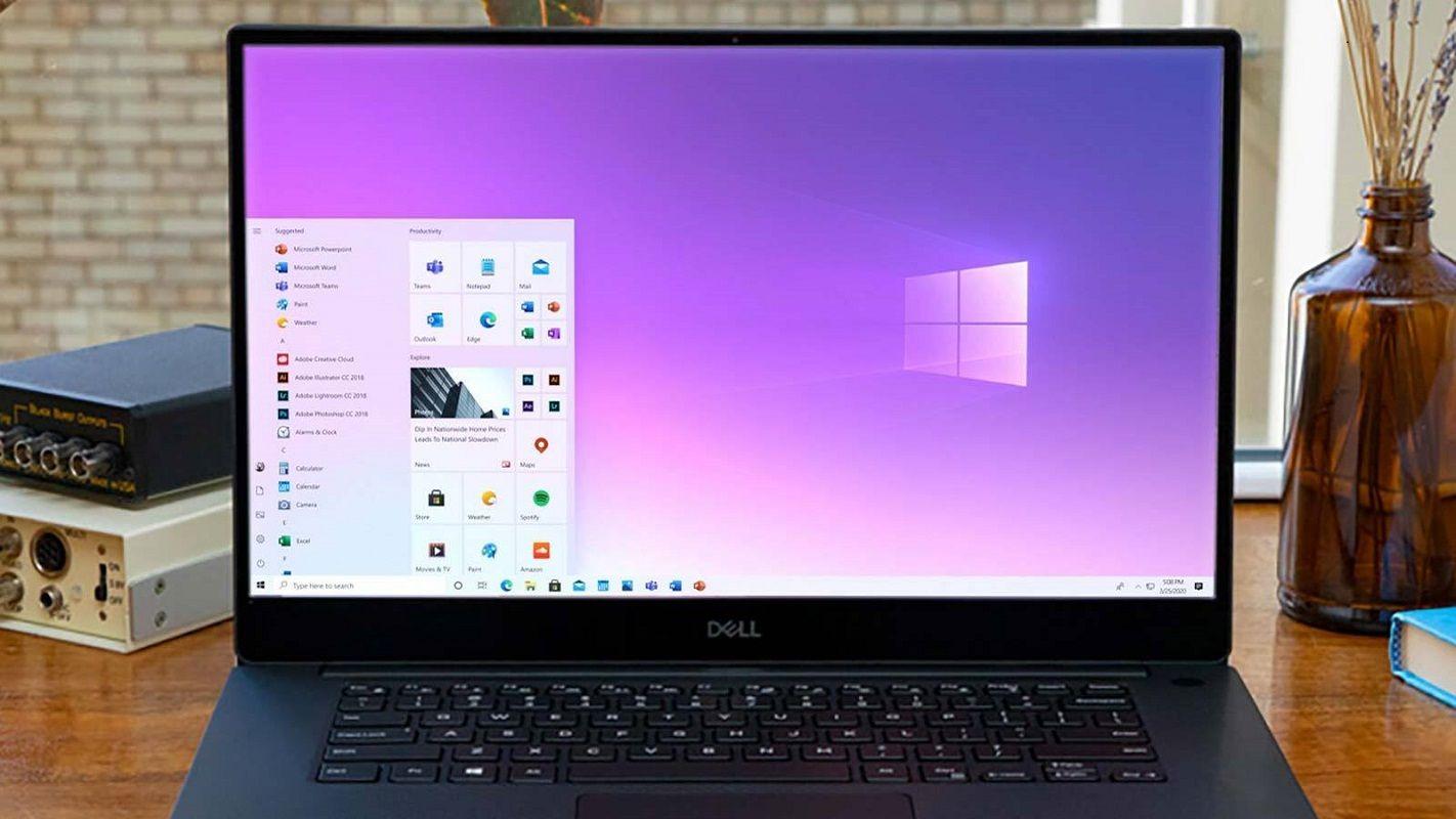 activar inicio Windows 10X 1