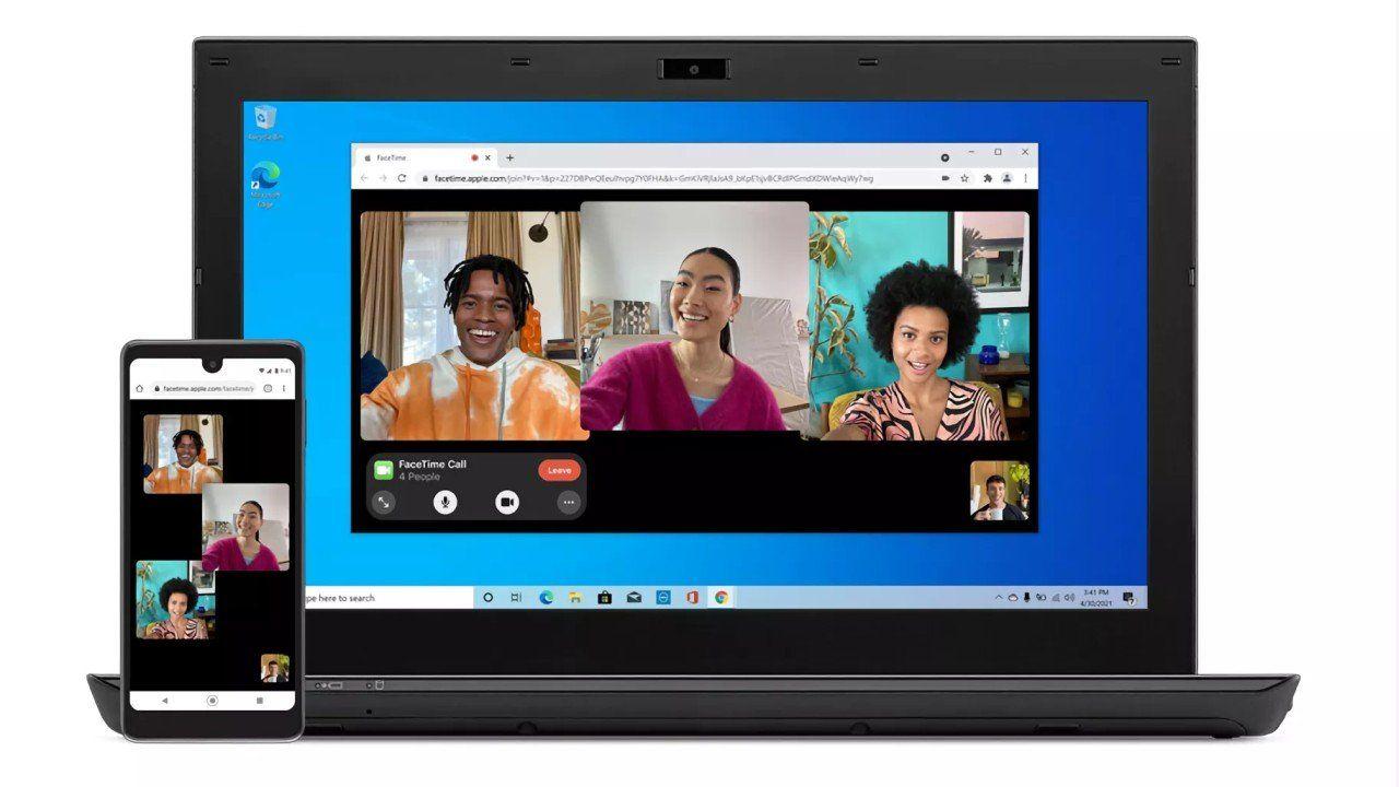 Usar Facetime en Windows