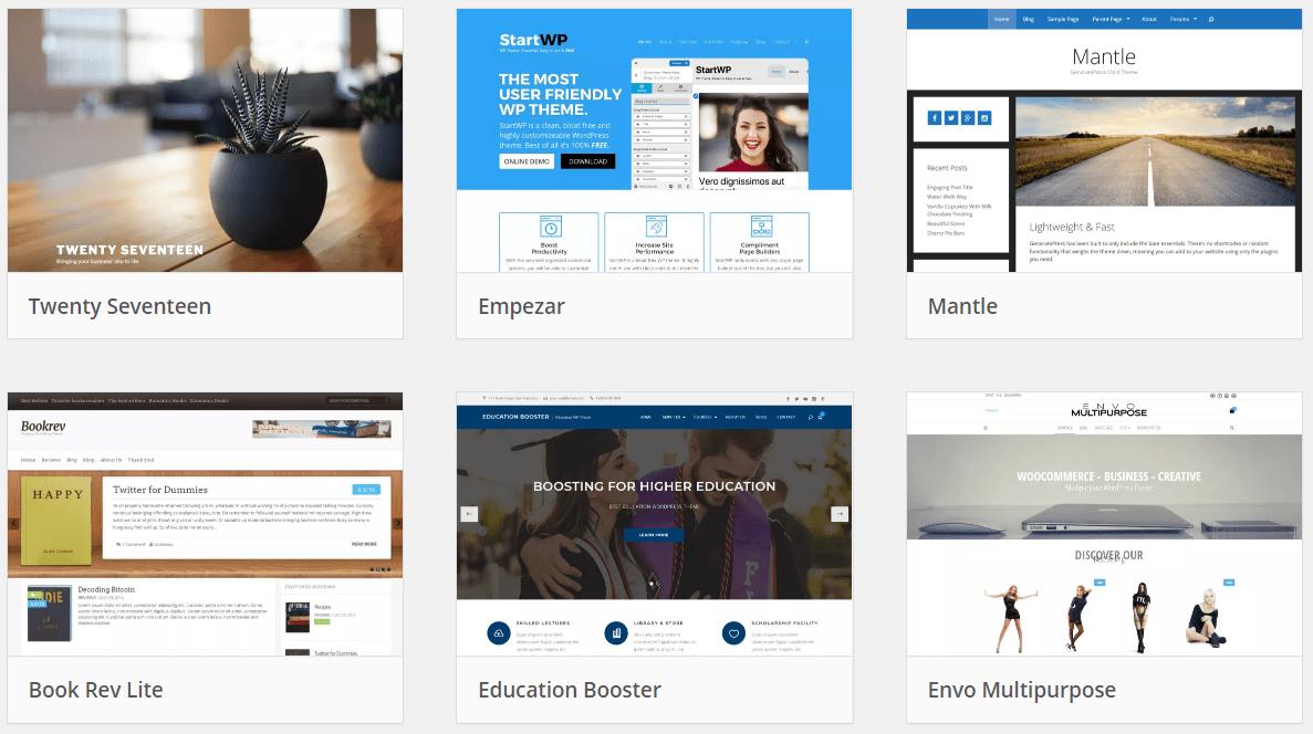 Cómo crear un blog de WordPress