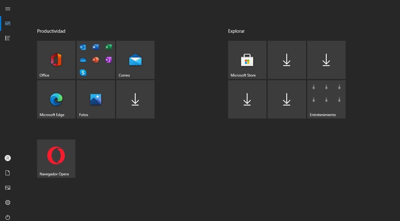 Cómo activar o desactivar las apps del menú de inicio en Windows 10 y 11