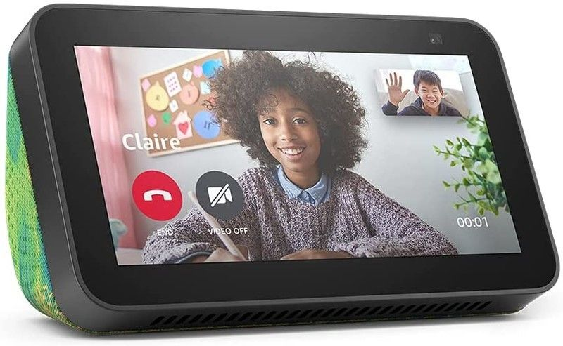 Control parental de Amazon Echo Show 5 Kids.