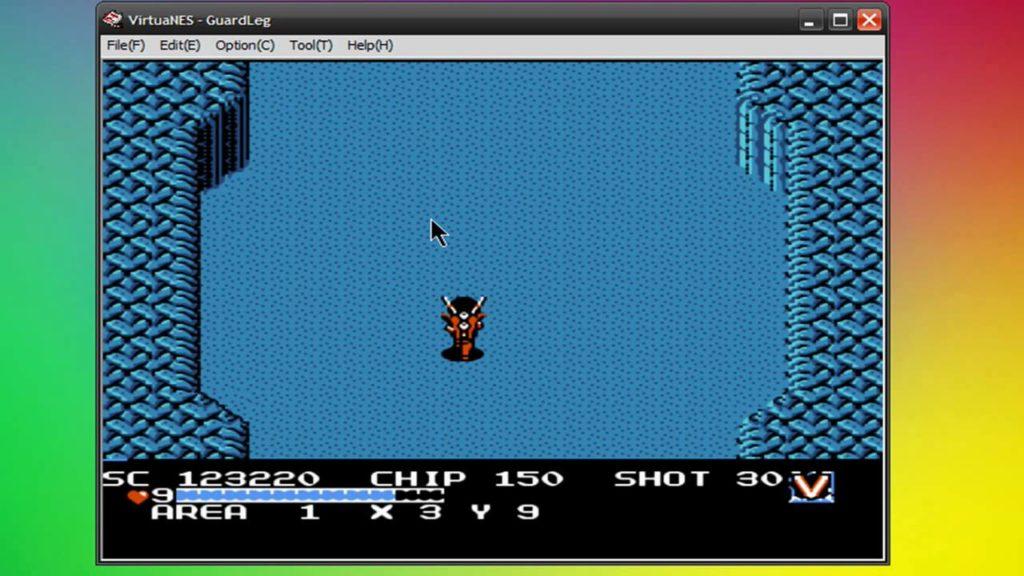 Virtual NES.