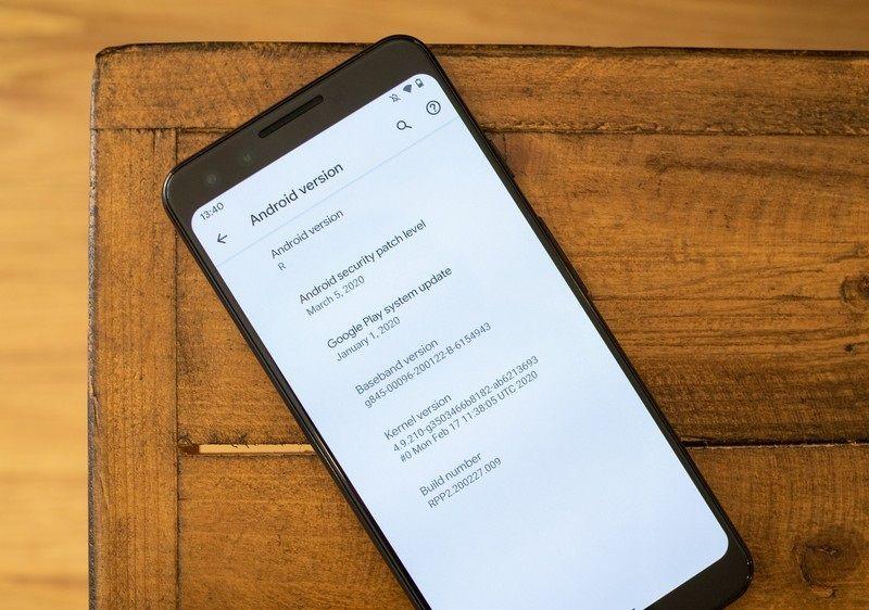 Flashear Android 12 Beta desde OTA.
