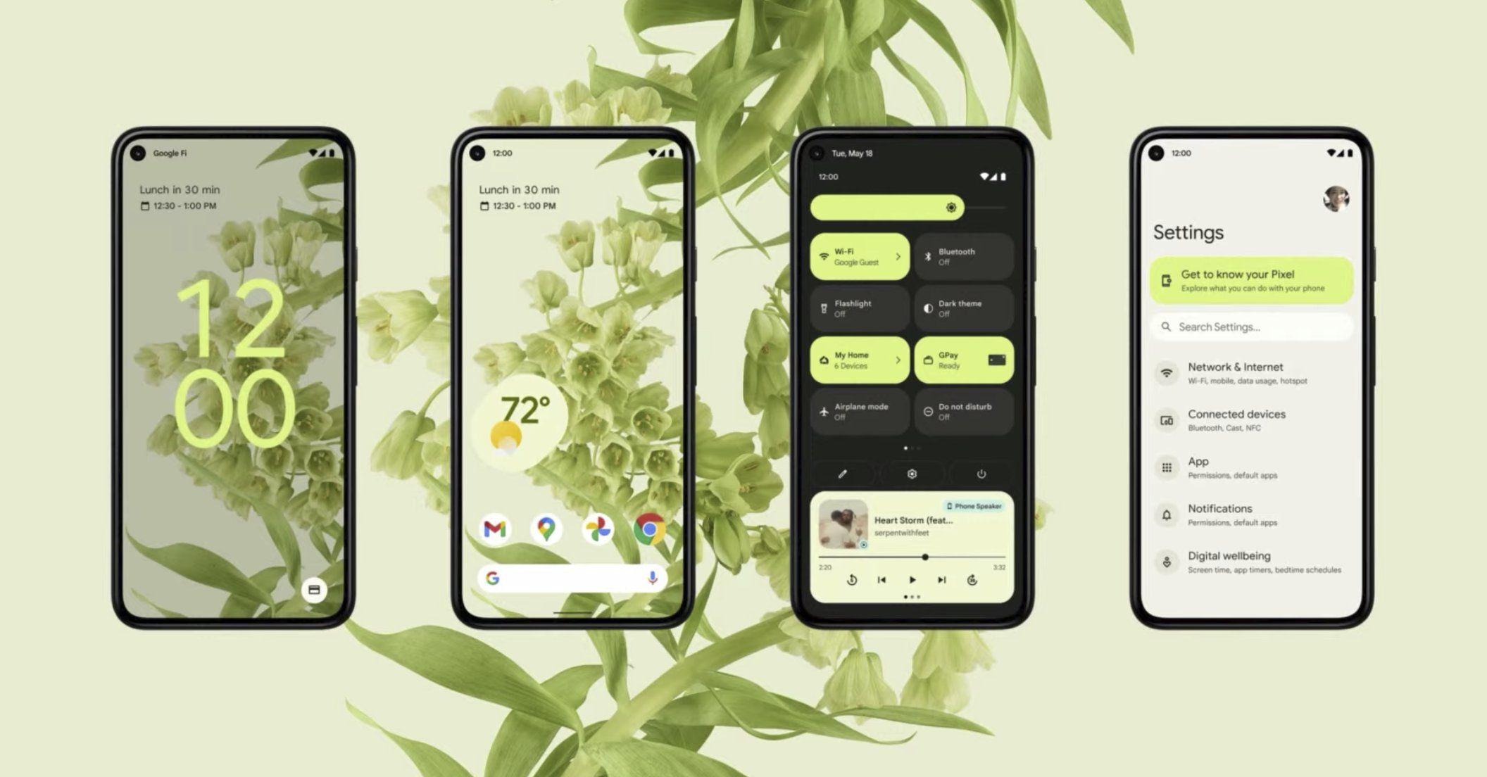 Cómo instalar Android 12 Beta en mi teléfono móvil