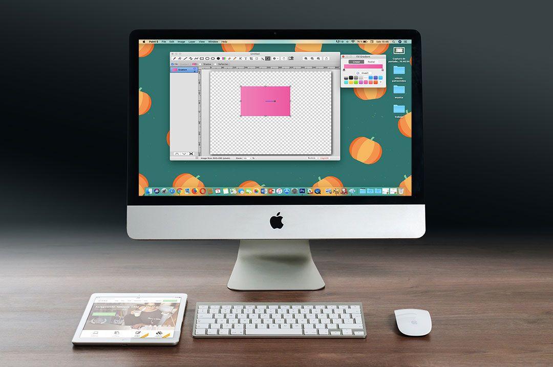 Cómo ocultar los iconos del escritorio en Mac