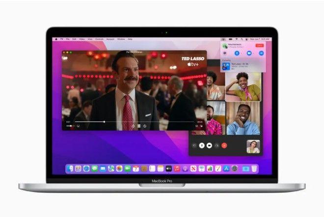 Mira una película o serie con tus amigos gracias a SharePlay en MacOS.