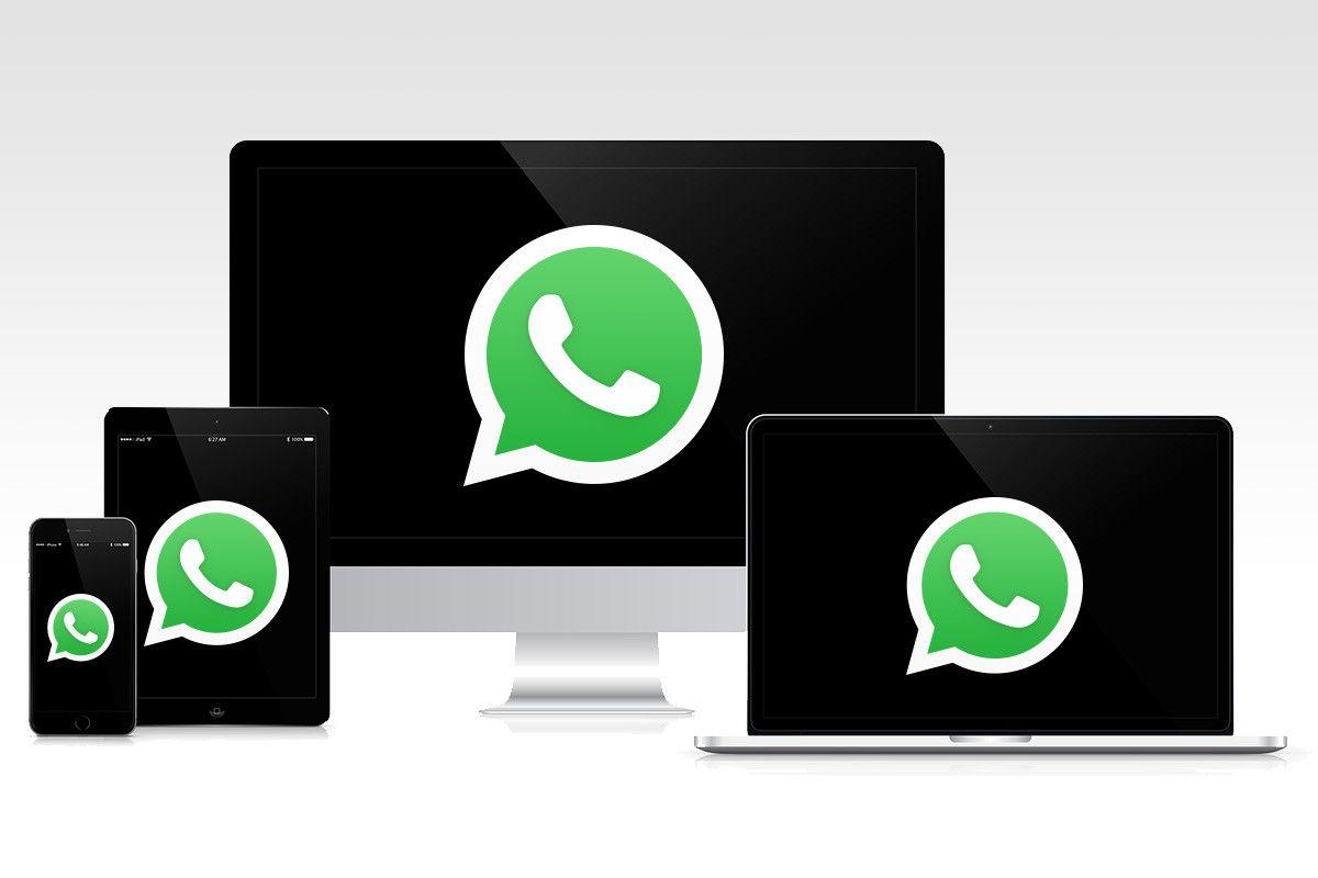 Cómo usar WhatsApp en varios dispositivos.