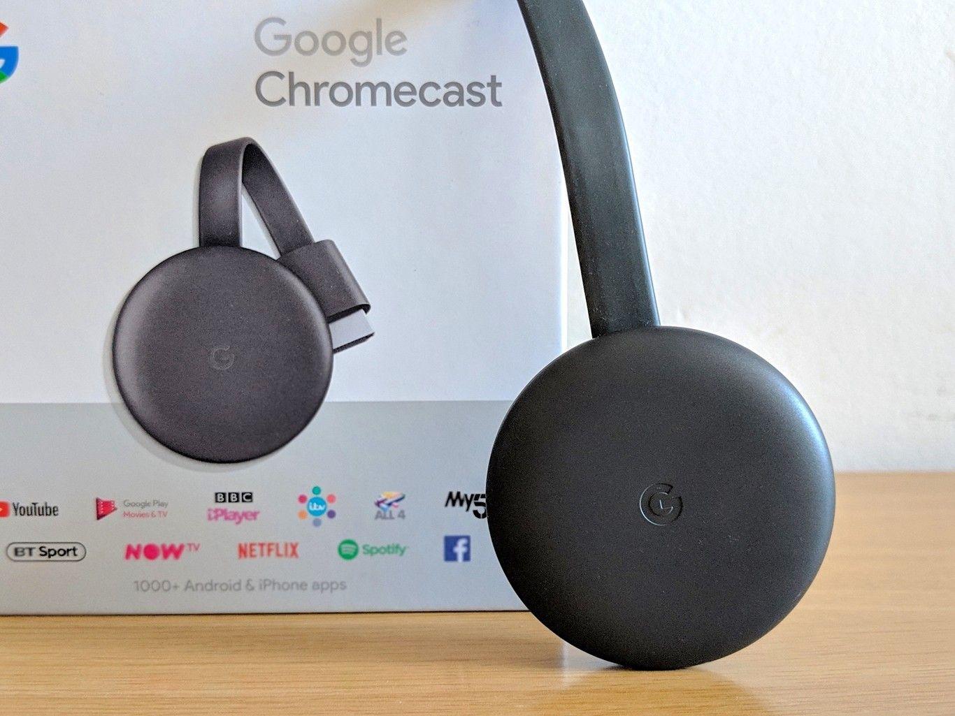 Solución: Mi Chromecast no se conecta a internet