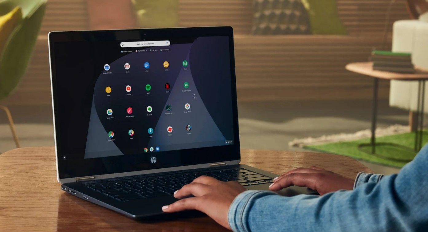 Aprende cómo configurar una nueva Chromebook desde cero.