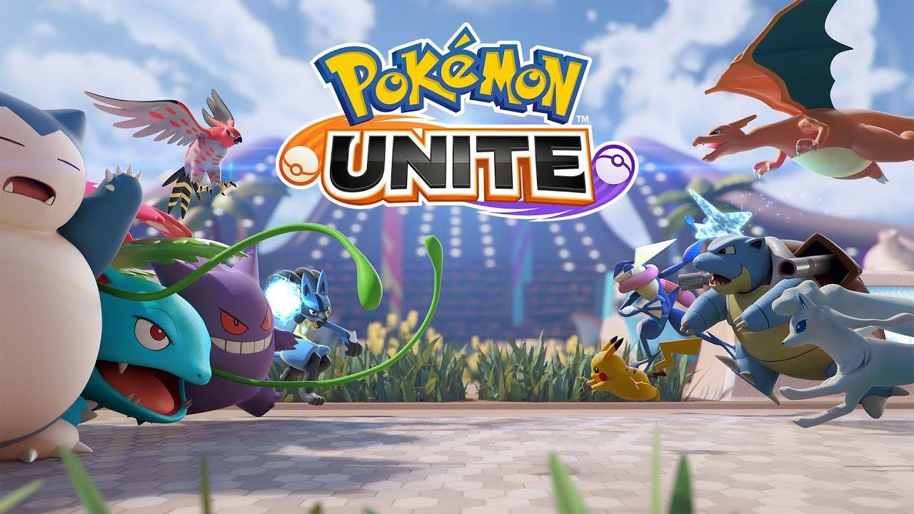 Lista de todos los Pokémon disponibles en Pokémon Unite