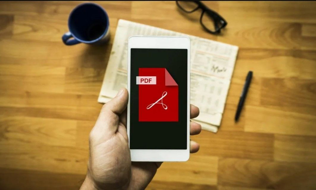 Aplicaciones para convertir PDF en dispositivos móviles.