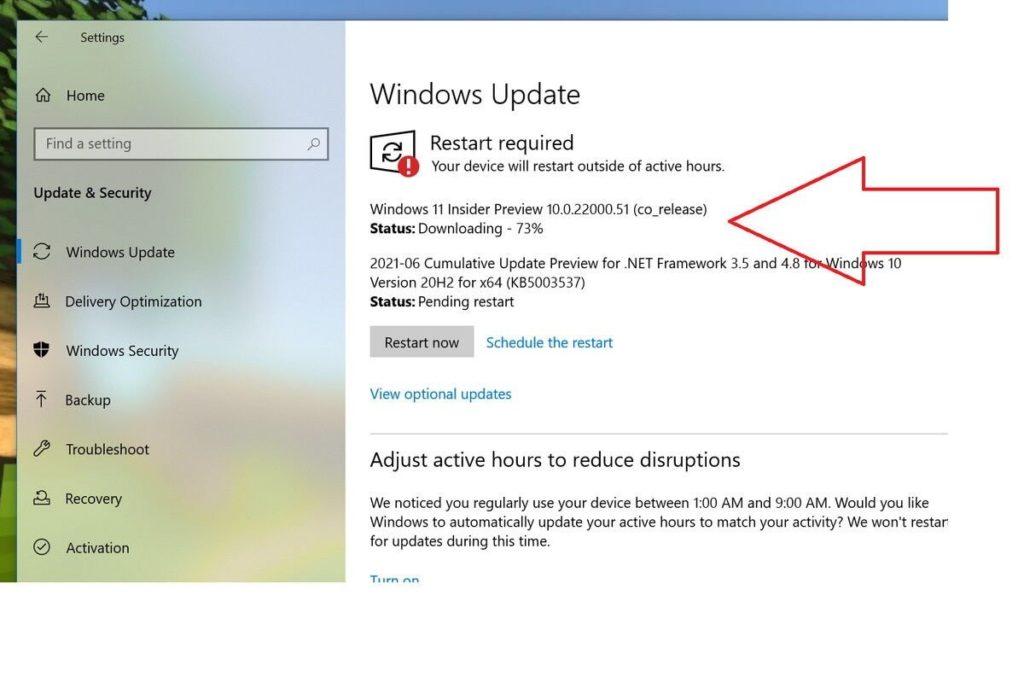 descargar Windows 11 beta 2